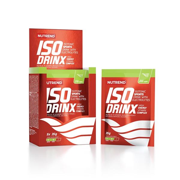 Изотонический напиток Isodrinx (5 пак. х 35 г)